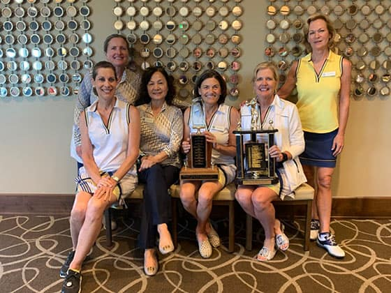 2019 overall team play champions